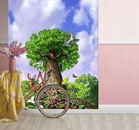 Fototapete TREE OF LIFE 115x175 Gustav Klimt Baum des Lebens Giant Art Kunst