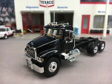 1/64 FIRST GEAR BLACK MACK GRANITE DAY CAB CHASSIS