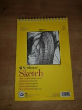 Strathmore 300 series Sketch Pad A4 100 sheets wire bound