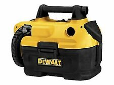 DEWALT DCV580 20V Body Only Cordless Wet and Dry Vacuum Cleaner - Black