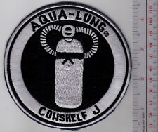 SCUBA Diving USA US Divers Aqua-Lung Conshelf ''J'' Regulator Los Angeles, Patch