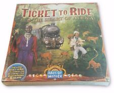 Ticket to Ride Map Collection Board Game: The Heart of Africa expansion