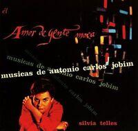 Sylvia Telles - Amor de Gente Moca: Musicas de Anthonio Carlos [New CD] UK - Imp