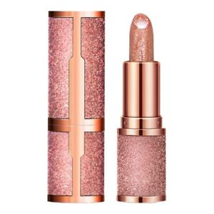 Diamond Glitter Star Matte Lipstick Moisturizing Waterproof LipBalm Long-Lasting