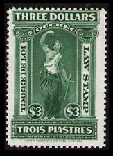 CANADA, QUEBEC REVENUE VINTAGE 1912 $3 #QL67 MNG NH RARE LAW STAMP CV $25 C NOTE