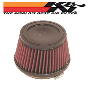 K&N Clamp On TAPPERED AIR POD FILTER 4 inch flange