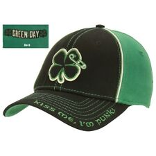 Green Day - Kiss Me Punk Fitted Baseball Cap