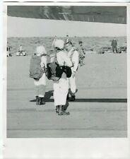 1950s SKY DIVING - Original Photo # 2
