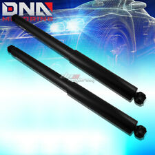 FOR 99-04 FORD F250/F350 SD RWD REAR GAS SHOCKS ABSORBER COILOVER STRUT BLACK