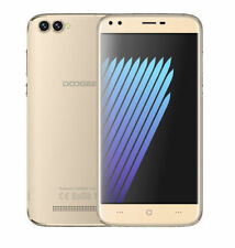 DOOGEE X30 - 16GB - Gold (Unlocked) Smartphone