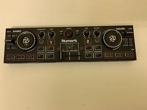 Numark DJ2GO2  – Compact 2 Deck USB DJ Controller For Serato DJ