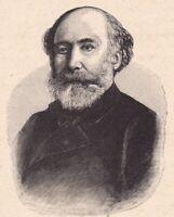 Portrait XIXe Octave Feuillet Saint-Lô Manche Romancier Dramaturge