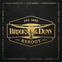 Brooks and Dunn - Reboot [CD]