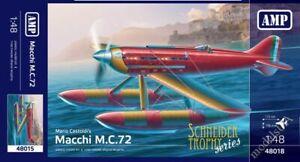 Macchi-Castoldi M.C.72 Schneider Trophy series 1:48 AMP48018