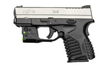 Viridian R5XDS Reactor 5 Green Laser Sight For Springfield Xds