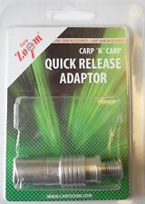 Carp zoom quick release adaptor rápidamente cambiador para visadores de picada