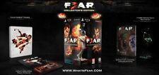 F.3.A.R. FEAR 3 LIMITED COLLECTOR'S EDITION PS3 PAL ITA NUOVO SIGILLATO!