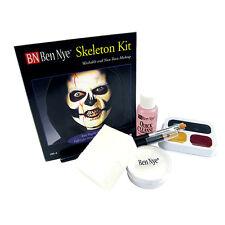Ben Nye Skeleton Kit Character Theatrical Stage Makeup HK-4