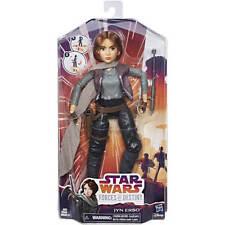 Star Wars Forces of Destiny Jyn Erso Adventure Figure Hasbro