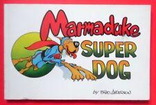 MARMADUKE SUPER DOG BY BRAD ANDERSON PB BOOK 1985