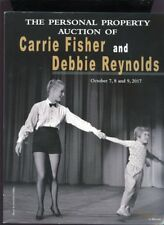 Oct 2017 Debbie Reynolds and Carrie Fisher Personal Property Auction Catalog