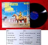 LP Wulf Carter: Golden Memories (RCA Camden CAL-2110) US