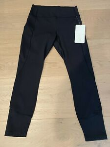 Lululemon In Movement 7/8 Tight pants  Size 8 $98