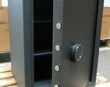 Tresor VdS S2 + Stufe VDMA B Elektronikschloß Wertschutzschrank Möbel Safe 114Kg