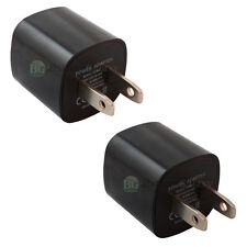 2 NEW USB Battery Home Wall Charger Adapter for Apple iPhone 5 5C 5G 5S HOT!