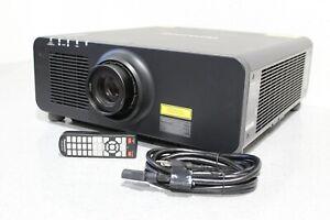 Panasonic PT-RZ770B 7K DLP Laser Projector w/ET-DLE350 Long Throw Lens