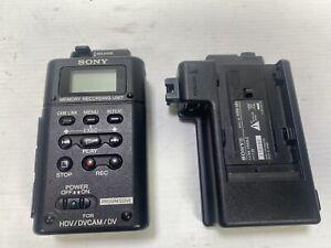 Sony HVR-MRC1 HDV CF memory recorder for HVR-Z5E / HVR-Z7E / HVR-S270