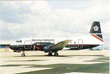 BRITISH  AIRWAYS         -        Hawker Siddeley HS 748-287