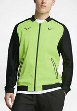 NikeCourt Rafael Nadal Premier Men's Tennis Jacket Ghost Green/Black  L