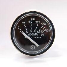 Volvo Penta Gear Oil Pressure Gauge N02 120 609
