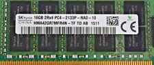 1 X 16GB SKHynix HMA42GR7MFR4N-TF DDR4-2133 PC4-17000 ECC REG Server Memory