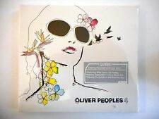 OLIVER PEOPLES #4 : LUPPI hird IAN POOLEY tosca TELLIER ... || CD NEUF ! PORT 0€