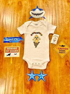 Cute one piece jumpsuit romper bodysuit  6-12 Months Baby Clothes  Free Shipping