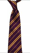 Unisex Kids Harry Potter Gryffindor Hogwarts Style School Tie Fancy Dress HP DAY
