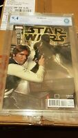 Star Wars 1 Cbcs No Cgc 9.4 nm Loot Crate Gabriele Dell'otto Variant Comic NM