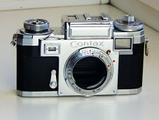 VERY RARE CONTAX-IIIA, 3A RANGEFINDER 35 mm film camera Body only SUPER