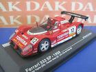 Die cast 1/43 Ferrari 333 SP 1998 24H Le Mans by Ixo