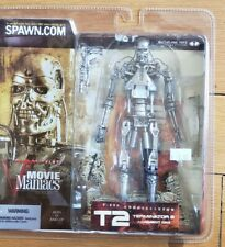 Mcfarlane movie maniacs Terminator 2 T-800 Endoskellenton