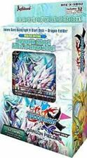 FUTURE CARD BUDDYFIGHT DRAGON FIELDER ENGLISH STARTER DECK BRAND NEW!!