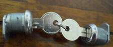 2-CH501 LOCK AND 2-KEYS W/O MOUNTING NUT