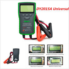 Digital Auto Battery Charging/Engine System Tester Maximum Load Battery Tester