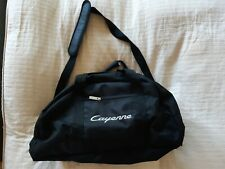 Limited Edition Porsche Cayenne Collection Leisure Duffel Bag, never used