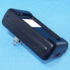 External Travel Dock Wall USB/AC Battery Charger for HTC Rezound ADR6425 Phone