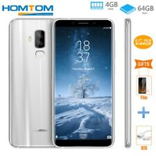 "HOMTOM S8 5,7"" 4GB+64GB 4G Cellulare Android 7.0 Octa Core 16MP+13MP TOUCH ID EU"
