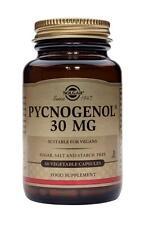Solgar Pycnogenol 30 mg Vegetable Capsules , 60