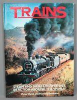 Trains Steam and Diesel Locomotives in Action Around the World Hand & Edmondson